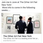 TheOtherArtFair newyork abstractart michaelcutlip abstract contemporaryart collage theotherartfairnyc