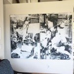 80x60 diptych on canvas Will be featured in theotherartfair inhellip