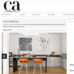 Piece featured in CA Home and Design michaelcutlip upstartmodern collagearthellip