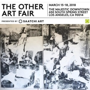 I'll be in LA again next month for THE OTHER ART FAIR. Swing on by if you get the chance! @theotherartfair @upstartmodern #michaelcutlip #abstractart #laart #theotherartfairla #collge #contemporaryartist